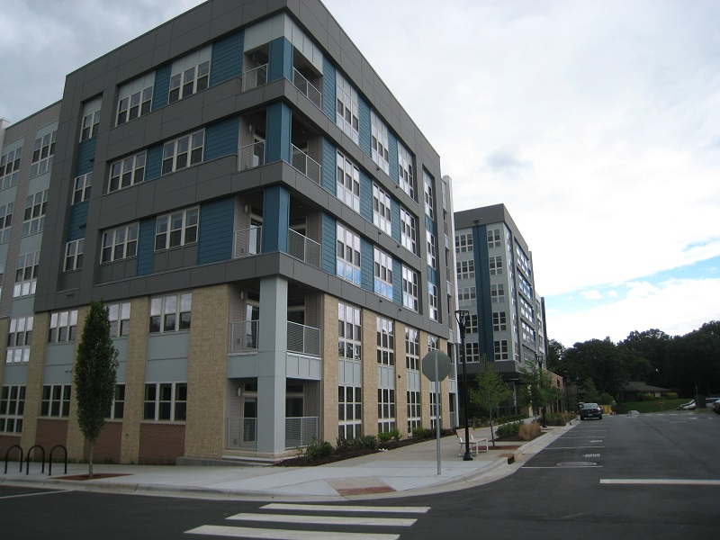 Ken Larsen S Web Site Village Plaza Alexan Apartments